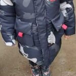 Teenage Big Boys Winter Jacket 2020 Children's Disguise Fur Hooded Outwear Kids Thicken Warm Coat for Boys 4 6 8 10 12 14 Years photo review