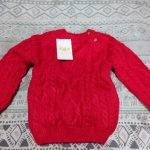 BibiCola Autumn Winter Boys Girls Sweater Children Sweaters Clothing Kids Knitted Cardigan Thick Warm Sweater Outerwea photo review