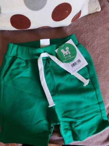 VIDMID Baby boys shorts colorful summer fashion cotton trousers kids boys solid beach shorts children's pants clothing 7060 05 photo review