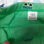 Pure Cotton Boys Panties Cute Cartoon Print Kids Underwear Boys Boxers Briefs 3 Pieces Baby Boy Shorts Teenager Underpants 1-12T photo review