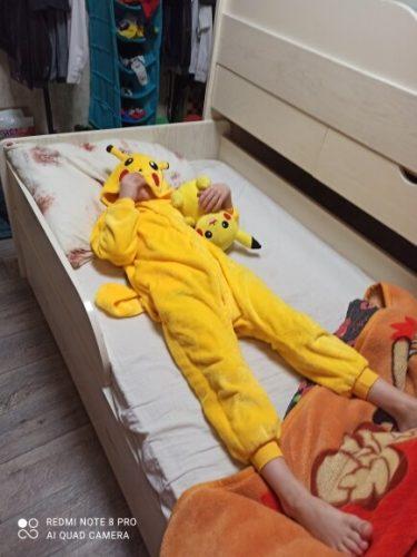 Girls Boys Winter Long Sleeve Onesie Pajamas Unicorn Cartoon Koala Animal Onesies Kids Flannel Jumpsuit Children Pajamas photo review