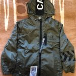 2020 Spring Autumn Jackets For Boy Coat Hooded Bomber Jacket Green Boy's Windbreaker Winter Jacket Kids Children solid Jacket photo review