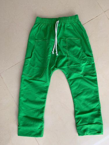Hooyi Boys Harem Pants Kids Sport Hot Sport Pant Children Clothes Terry Baby Boy Clothing Grey Navy 2 3 4 5 6Year photo review
