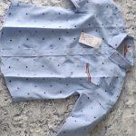 GFMY 2020 Spring Autumn Fashion Full Sleeve Printed Anchor Auspicious Pattern Boy Shirts 1511 3T-12T Kid Casual Clothes photo review