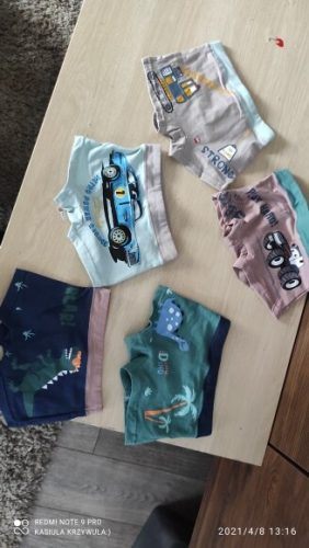 5 Pcs/pack New Arrival Kids Underwear for Boys Cartoon Car Boxers Shorts Toddler Baby Lovely Panties Teenage Underpants 2-12Yrs photo review