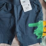 Orangemom Summer Kids Boy Shorts Cotton Boys' Shorts Baby Casual Cartoon Solid Sport Style With Pocket Pants Outwear Boy Shorts photo review