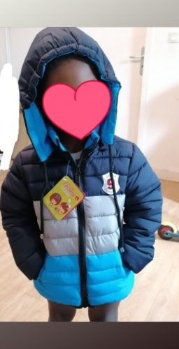 Winter Boys Coats Kids Zipper Jackets Boys Thick Hooded Winter Jacket High Quality Children Winter Coat kids Clothes 4 6 8 Years photo review