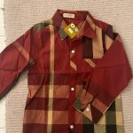 Fashion Brand Baby Clothes Autumn Top Baby Boy Shirt Long Sleeve Plaid Shirts Girl Cotton Blouse Baby Shirts Kids Clothing photo review