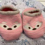 New Cotton Baby Boys Girls Socks Rubber Non-Slip Floor Socks Cartoon Animal Fox Pattern Kids Autumn Winter Kid Socks 0-5years photo review