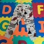 SAILEROAD Kids Pants Dinosaur Boys Casual Pants Kids Clothing Cotton Boys Long Trousers Children Boys Clothing Sport Pants photo review