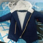 2-10 Year Plus velvet Warm Boys Jacket Cotton Thick Hooded Coat For Boys Winter Boys Outerwear Kids Christmas gifts Clothes photo review