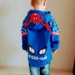 Autumn 2020 New Children's Jacket Baby Jacket Cardigan Cotton Boy Cartoon Jacket Boy Hooded Sweatshirt Jacket photo review