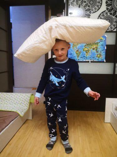 100 Cotton Full Sleeve Cotton Boys Sleepwear Kids Airplane Pyjamas Children Baby Girls Pajamas Pijama Unicornio Infantil Pijamas photo review