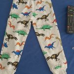 Jumping meters Animals Boys Trousers Pants Baby clothes dinosaurs sweatpants for 2-7t years boys full pants kids trousers photo review