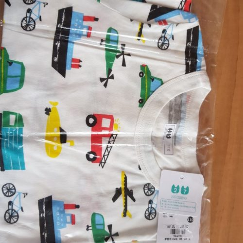 INPEPNOW 2020 Children T-shirt for Boy T Shirts Car Girls Tops Cotton Kids Tshirts Summer Short Sleeve White Tee 3 8Y DX005 photo review
