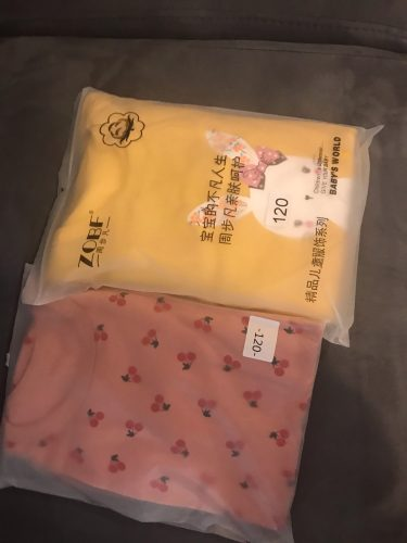 New Winter Sleepwear For Baby Kids Full Sleeve Pijamas Infantil 100% Cotton Autumn Kids Pajamas Set Boys Girls Clothes 6 10 12Y photo review