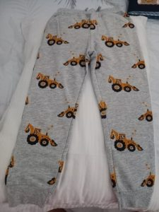 Jumping New Baby Boys Pants Kids Harem pants Autumn thick animal dinosaur Cotton car Pants Children Trousers for boys long pants photo review
