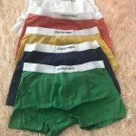 Boys Underwear Children Panties Boys Cotton Boxer Shorts Children's Panties Kids Underwear For 2-16 years 5 pcs photo review