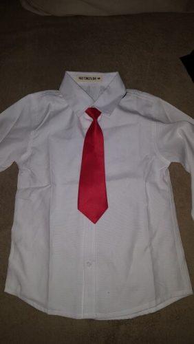 Toddler Teenager Party Wedding Clothes School Uniform Boys Shirts Long Sleeve Turn-down Collar Kids Cotton Shirt Children Tops photo review