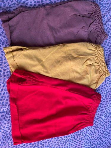 Children's Shorts Cotton Summer Kids Shorts For Boys Girls 2 3 4 5 6 7 8 9 10Y Child Beach Shorts Boy Girl Summer Clothes photo review