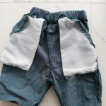 Summer Cotton Shorts For Boys Girls Fashion Kids Harem Baby Boy Short Pants Pure Color Pockets Kids Beach Short Sports Pants photo review