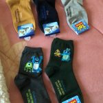 Disney Casual Ladies Socks Cartoon Minnie Mickey Donald Duck Pattern Socks Winnie The Bear In The Tube Cotton Socks photo review