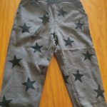 Boys Children Warm Clothing Sweatpants Winter Cotton Cartoon Stars Print Cute Pants for Boys Clothes Baby Kids Boys Trousers photo review