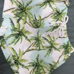Children Kids Baby Boys Beach Shorts, Camouflage Palm Tree Printing Elastic Force Lace Up Waist Bottoms Trousers 1-5T photo review