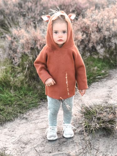 Winter Boys Sweater 3D Rabbit Bunny Pullover New Kids Girls Knitted Cartoon Sweater Bunny Jumpers Baby Girls Winter Clothes photo review