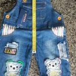 IENENS Toddler Infant Boys Long Pants Denim Overalls Dungarees Kids Baby Boy Jeans Jumpsuit Clothes Clothing Outfits Trousers photo review