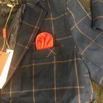 Formal Children Plaid Suit Set Flower Boy Wedding Party Performance Dress Costumes Kids Blazer Vest Pants 3pcs Clothes Set photo review