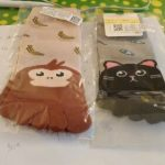 3-12 Y Toddler Baby Kids Girls Boys Cartoon Socks Babies Child Animal Five Fingers Sock Hosiery Toe Sock Accessories photo review