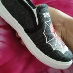 Children Canvas Shoes Spiderman Baby Boy Girl Kid Fashion Soft Cotton Padded Sneaker Running Sport Shoes Loafers Casual Flats photo review