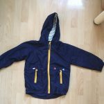 Boys Spring Autumn Coats Kids Jackets Toddler Hooded Windbreaker With Pocket Children Zipper Outerwear Baby Clothes 2-7 Years photo review