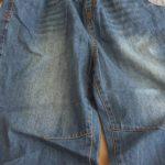 Boys Jean Shorts 2021 Summer Brand Design Printing Embroidery Lattice Kids Denim Shorts For Teen Boys 2-14Years Wear DWQ101 photo review