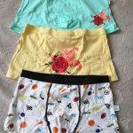3 PCS/Lot Cotton Boys Boxers Shorts Children Underwear Cartoon Child Boxers Kids Underpants Elastic Soft Panties For Boy 2-15Yrs photo review