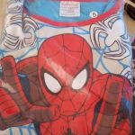Summer Children Pajamas Short Sleeve T Shirt Shorts Sets Kid Pyjamas Boy Girl Pijamas Cartoon Spiderman Elsa Baby Sleepwear Suit photo review
