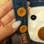 IENENS Summer 1PC Kids Baby Boys Clothes Clothing Short Trousers Toddler Infant Boy Pants Denim Shorts Jeans Overalls Dungarees photo review