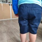 Solid colors Kids Trousers Girls Clothes Children Pants for baby boys shorts size90~130 summer beach candy white woven photo review
