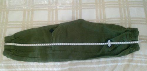 Autumn Boy Trousers Pants For Boys Sweatpants Cotton Long Trousers Elastic Waist Casual Pants Boys Joggers photo review