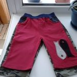 VIDMID boys shorts trousers plaid baby boys cotton shorts summer children kids camouflage boy casual shorts clothes 4074 photo review