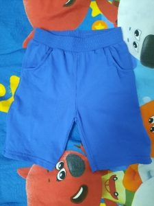 Summer New Children's Clothes Baby Boy Short Fashion Colorful Shorts For Boy Pure Cotton Elastic Casual Sport Pockets Shorts photo review