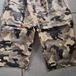 DIIMUU Summer Fashion Kids Boys Short Pants Clothes Child Boy Casual Shorts Teens Camouflage Elastic Waist Overalls Clothing photo review