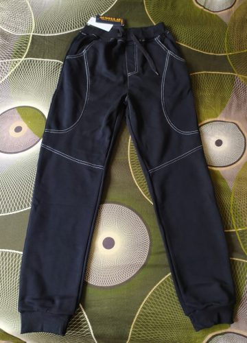 Big Boy Pants Spring Teenage Boy Sports Pants 2018 Spring Toddler Casual Kids Trousers For Boys Clothes Age 10 12 14 16 Year photo review