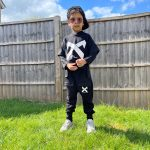 Spring Kids Boys Clothing Set Spring Autumn Kids Clothes Set 4 6 8 10 12 13 Years Boys Sports Suit Fashion Children Clothing photo review