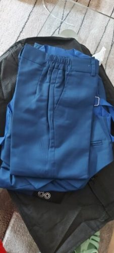Nimble Boys Suits for Weddings Costume Enfant Garcon Mariage Suit for Boy Kids Wedding Suit Blazer Boys Prom Suits 3Pcs/set 2021 photo review