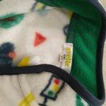 SVELTE 2-14 Yrs Thick Fur Printed Coats Kids Zipper Fleece Jackets Linning Fur Fashion Warm Outerwear Sweater for Fall Winter photo review