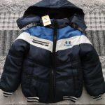 Baby Boy Winter Coat Baby Boy Winter Wear Outerwear&Jacket Kids Warm Hooded Down Jacket Children Fashion Outerwear Coat photo review