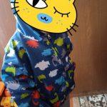 80-120cm Cute Animal Autumn Windbreaker Kids Jacket Boys Cute Dinosaur Baby Outerwear Coats Boys Kids Hooded Children Clothing photo review