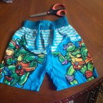 2020 baby boys Summer Cartoon Quick-drying Beach pants Children Fashion surfing Board Shorts kids Swimwear clothes for 3-8 years photo review